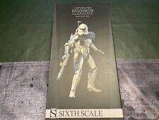 Sideshow Star Wars Captain Rex Phase II 2 Armor - Sixth 1/6 Scale Figure