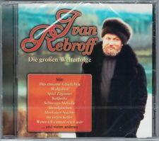 Ivan REBROFF Die großen Welterfolge Das einsame Glöckchen Wolgalied Ave Maria CD