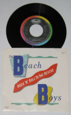 """The Beach Boys - Canadian 45 w/ PS - """"Rock 'n' Roll To The Rescue""""- NM/VG+"""
