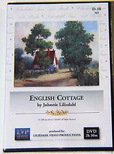 Johnnie Liliedahl: English Cottage - Art Instruction DVD
