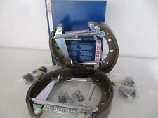 Bosch Brake Shoes with Installation Kit and Brake Wheel Cylinder Opel Corsa C
