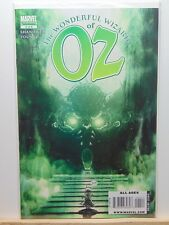 Wonderful Wizard of Oz #4 Marvel Comics CB3483