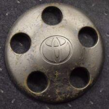 98 99 00 Toyota Rav4 Rav 4 OEM Center Hub Cap Silver 69370 (16x6 5spk steel)