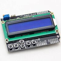 1602 Character HD44780 LCD Display Modul Anzeigen mit Keypad Shield Für Arduino