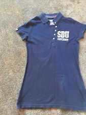 Womens Size Small Superdry Polo Shirt