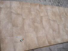0397 CV Belag Reststück 119x401 PVC Boden Rest marmor robust Fliesen Muster