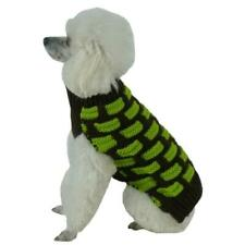 Pet Life SW10BRGXS Fashion Weaved Heavy Knit Turtle Neck Dog Sweater Extra Small