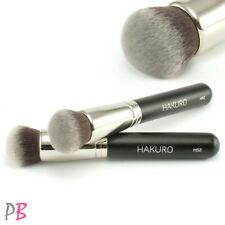 HAKURO H52 ROUND TOP BRUSH FOUNDATION HIGH QUALITY + FREE PROTECTOR