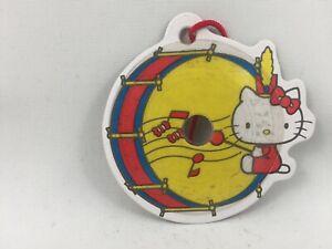 vintage Sanrio Hello Kitty mini record trinket 33 1/3 RPM Japan 1976 NEW