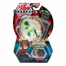 Bakugan Ultra DIAMOND TROX Battle Planet Battle Brawlers RARE