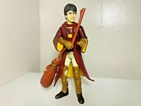 Harry Potter And The Philosophers Stone Quidditch Action Figure Warner Bros 2002