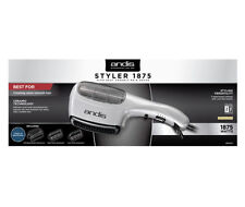 ANDIS ULTRA CERAMIC STYLER 1875 HS-2 W/3 ATTACHMENT COMBS & TURBO BOOST #85020
