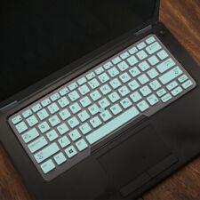 Silicone Keyboard Skin for Dell Latitude E5480 E5490 14in Laptop Mint Green