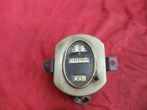Model A Ford 1928 1929 1930 Stewart Warner Oval Speedometer