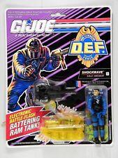 Hasbro G.I. Joe ARAH DEF Drug Enforcement Force Shockwave MOC #2