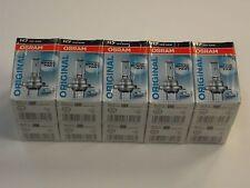 Halogen Headlight Globes OSRAM H7 (10 pack) 12 Volt, 55Watt, PX26d, German