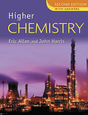 Higher Chemistry with Answers by John Harris, Eric Allan (Paperback, 2008)