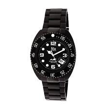 Reign Quentin Automatic Pro-Diver Black Bracelet Men's Watch with Date RN4904
