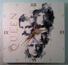 Q U E E N  - orologio da parete unico,introvabile ,bellissimo !