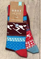 Odsx-Odd Calcetines-Unisex-Invierno-Cuesta Abajo - 41/46 - ESQUIADOR NIEVE-Apres Ski