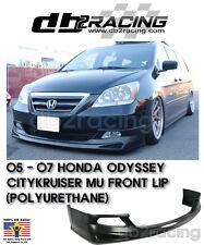 CITYKRUISER MU JDM Wagon Honda Odyssey Front Lip (Urethane), 2005-2007