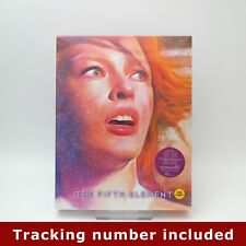 The Fifth Element BLU-RAY Steelbook Limited Edition - Full Slip Type A1
