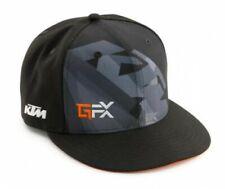 KTM GFX Hat New Era 59Fifty Black Grey Cotton Fitted Baseball Cap New 3PW187130X