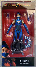 McFarlane Toys Mortal Kombat 11 - Kitana: Edenian Blue