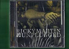 RICKY MARTIN - MTV UNPLUGGED CD NUOVO SIGILLATO