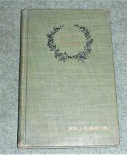 New listing Filled Hands by Mrs J H Morton 1899 Hb ~ 1st Ed ~ Cumberland Prebyterian Pub.