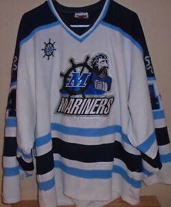 Ventura Mariners FRIEL Minor League Hockey Jersey - Size Large
