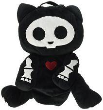 *NEW* Skelanimals: Kit (Cat) Deluxe Plush Backpack by Toynami
