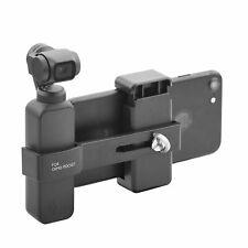Adattatore connettore gimbal DJI Osmo Pocket morsa per smartphone telefonino