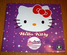 Hello Kitty Pearlcards Leeralbum