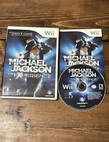 Michael Jackson: The Experience (Nintendo Wii, 2010)- Complete