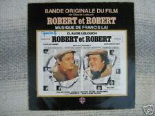 BOF ROBERT ET ROBERT 33 TOURS FRANCE FRANCIS LAI