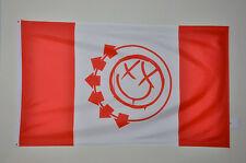 RARE CANADIAN BLINK-182 FLAG BRAND NEW SEALED WOW - CANADA