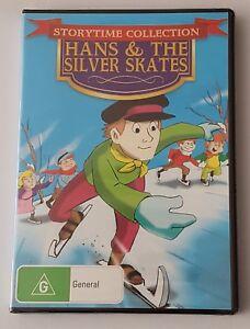 HANS & THE SILVER SKATES DVD BRAND NEW