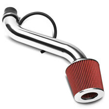 FOR 95-99 ECLIPSE 2.0L NON TURBO HIGH FLOW AIR INTAKE SYSTEM KIT/RED FILTER