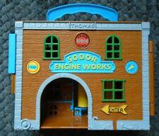 TAKE ALONG THOMAS & FRIENDS, SODOR ENGINE WORKS & ENGINE WASH 2003