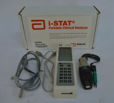 Abbott I Stat 200 Portable Clinical Analyzer With Accessories Expired Software