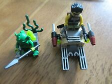 Monster Fighters Lego set 9461 The Swamp Creature