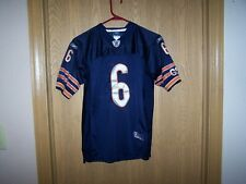 cf9e52bc610 JAY CUTLER Chicago Bears  6 REEBOK ON FIELD Jersey NFL . YOUTH SIZE L SEWN