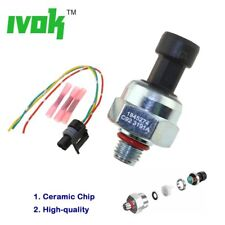 6.0L 03-04 Injector Control Pressure ICP Sensor + Pigtail For Ford Powerstroke