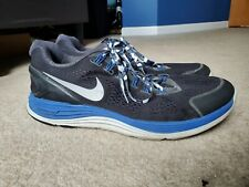 Nike Lunarglide 4 with brand new Nike laces