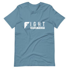 New without tags - multiple sizes and colors - Fight Your Fight Tee - White Logo