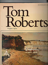 TOM ROBERTS Virginia Spate 1978 quality softcover large format  vgc