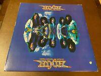 Angel~On Earth as it is in Heaven~VG++Vinyl~POSTER, INNER~Hard Rock Pop 70s LP