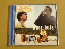 CD / ACDA EN DE MUNNIK - NAAR HUIS