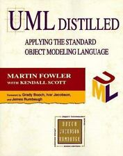 UML DISTILLED: APPLYING THE STANDARD OBJECT MODELLING LANGUAGE (OBJECT TECHNOLOG